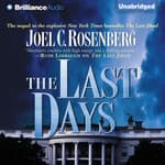 The Last Days by  Joel C. Rosenberg audiobook