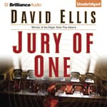 Jury of One by  David Ellis audiobook