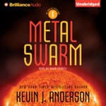 Metal Swarm by  Kevin J. Anderson audiobook