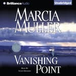 Vanishing Point by  Marcia Muller audiobook
