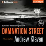 Damnation Street by  Andrew Klavan audiobook