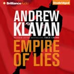 Empire of Lies by  Andrew Klavan audiobook