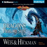 Dragons of the Highlord Skies by  Tracy Hickman audiobook