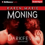 Darkfever by  Karen Marie Moning audiobook