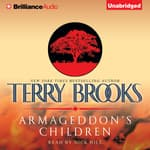 Armageddon's Children by  Terry Brooks audiobook