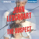 The Suspect by  John Lescroart audiobook