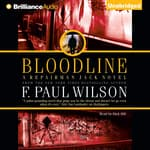 Bloodline by  F. Paul Wilson audiobook
