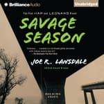 Savage Season by  Joe R. Lansdale audiobook