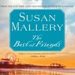 The Best of Friends by  Susan Mallery audiobook