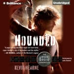 Hounded by  Kevin Hearne audiobook