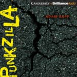 Punkzilla by  Adam Rapp audiobook