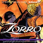 Zorro and the Pirate Raiders by  D. J. Arneson audiobook