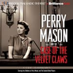Perry Mason and the Case of the Velvet Claws by  M. J. Elliott audiobook