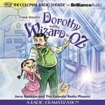 Dorothy and the Wizard in Oz by  Jerry Robbins audiobook