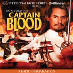 Captain Blood by  Rafael Sabatini audiobook