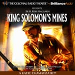 King Solomon's Mines by  J. T. Turner audiobook