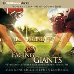 Facing the Giants by  Eric Wilson audiobook