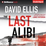 The Last Alibi by  David Ellis audiobook