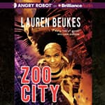 Zoo City by  Lauren Beukes audiobook