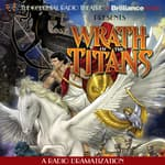 Wrath of the Titans by  M. J. Elliott audiobook