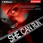 She Can Run by  Melinda Leigh audiobook