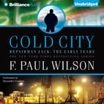 Cold City by  F. Paul Wilson audiobook