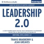 Leadership 2.0 by  Travis Bradberry PhD audiobook