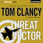 Threat Vector by  Tom Clancy audiobook