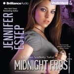 Midnight Frost by  Jennifer Estep audiobook