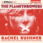 The Flamethrowers by  Rachel Kushner audiobook