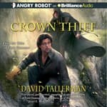 Crown Thief by  David Tallerman audiobook