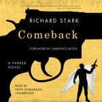 Comeback by  Donald E. Westlake audiobook