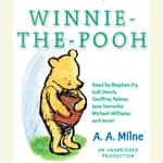 Winnie-the-Pooh by  A. A. Milne audiobook