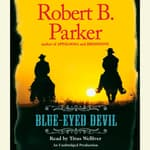 Blue-Eyed Devil by  Robert B. Parker audiobook