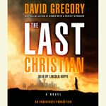 The Last Christian by  David Gregory audiobook