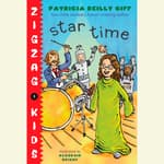 Star Time by  Patricia Reilly Giff audiobook
