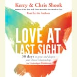 Love at Last Sight by  Kerry Shook audiobook