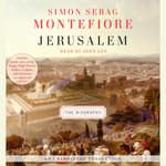 Jerusalem by  Simon Sebag Montefiore audiobook