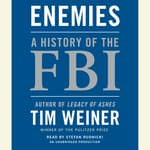 Enemies by  Tim Weiner audiobook