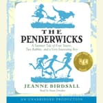 The Penderwicks by  Jeanne Birdsall audiobook