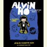 The Alvin Ho Super Collection: Books 1-4 by  Lenore Look audiobook