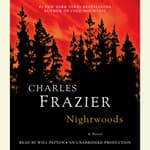 Nightwoods by  Charles Frazier audiobook