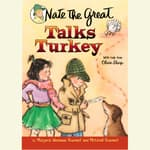 Nate the Great Talks Turkey by  Mitchell Sharmat audiobook