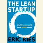 The Lean Startup by  Eric Ries audiobook