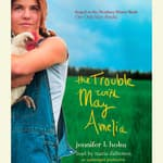 The Trouble with May Amelia by  Jennifer L. Holm audiobook