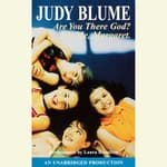 Are You There God? It's Me, Margaret by  Judy Blume audiobook