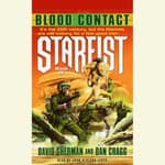Starfist: Blood Contact by  David Sherman audiobook