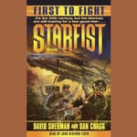 Starfist: First to Fight by  David Sherman audiobook