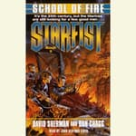 Starfist: School of Fire by  Dan Cragg audiobook