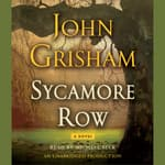 Sycamore Row by  John Grisham audiobook
